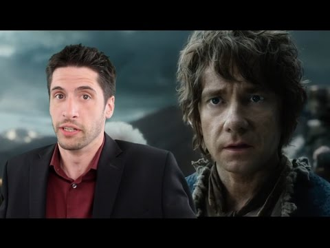 the hobbit - The first trailer for