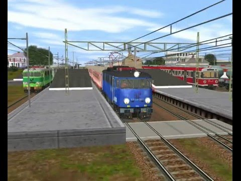 TRS 2006 moje pociągi