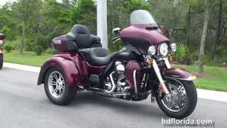 9. New 2014 Harley Davidson Tri Glide Trike for sale - New Port Richey