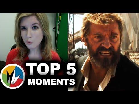 LOGAN Trailer - Top 5 Moments w/ Grace Randolph! - Regal Cinemas