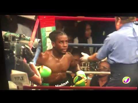 The Contender Jamaica Season 8 Final Fight - Richard Holmes vs Ricardo Salas