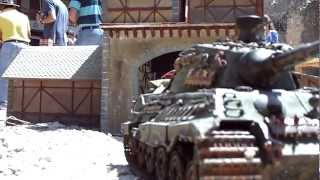 Olmedo Spain  city pictures gallery : panzertreff Olmedo (Spain) 26-05-2012- video 4