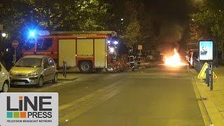Les Ulis France  City new picture : Une banlieue une nuit un 13 juillet / Les Ulis (91) - France 13 juillet 2016