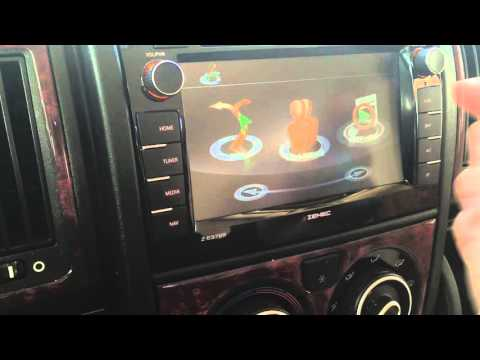 Ukázka instalace Zenec Z-E3726 do obytného vozu Laika na podvozku Fiat Ducato + Focal hudební paket