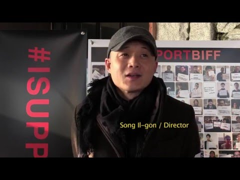 #ISUPPORTBIFF_송일곤 SONG Il-gon