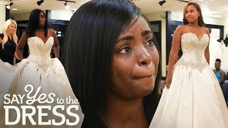 Video Shared Appointment Turns Ugly After Both Brides Want the Same Dress | Say Yes To The Dress Atlanta MP3, 3GP, MP4, WEBM, AVI, FLV Juli 2019