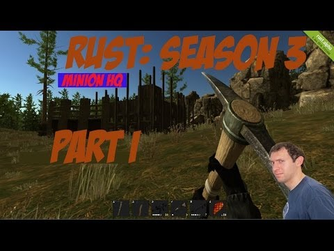 rust - In this one we get to work on our new home. Now you can join us!!! Rust server IP: 23.29.119.174:28055 If you liked this video, please like, favorite, and su...