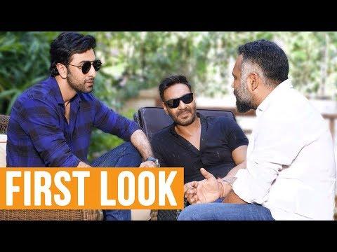 FIRST LOOK : Ranbir Kapoor and Ajay Devgn New Film