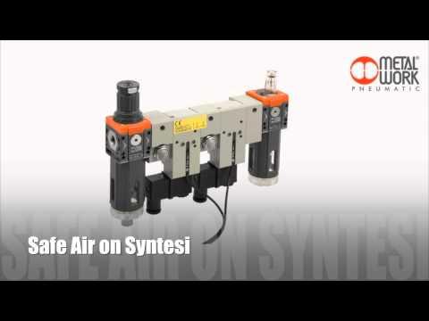 Metal Work Pneumatic #7 highlight 2015 Safe Air on Syntesi