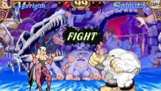 Nonton Darkstalkers  The Night Warriors  Arcade  Playthrough As Morrigan Film Subtitle Indonesia Streaming Movie Download