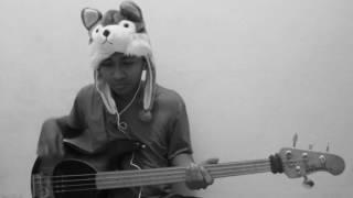 Bondan Prakoso & Fade 2 Black - Tetap Semangat (bass cover)