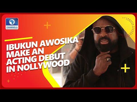 EN: Kunle Afolayan Speaks On His Surprise Cast, Ibukun Awosika For Citation
