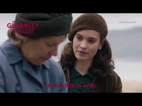 The Guernsey Literary And Potato Peel Pie Society Official Trailer
