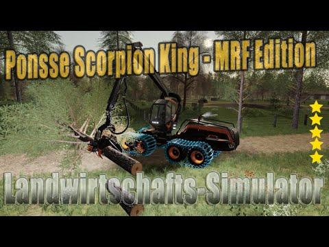 Ponsse Scorpion King - MRF Edition v1.0.0.0