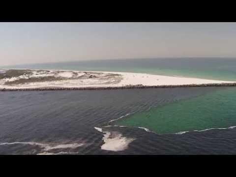 Panama City Drone Video