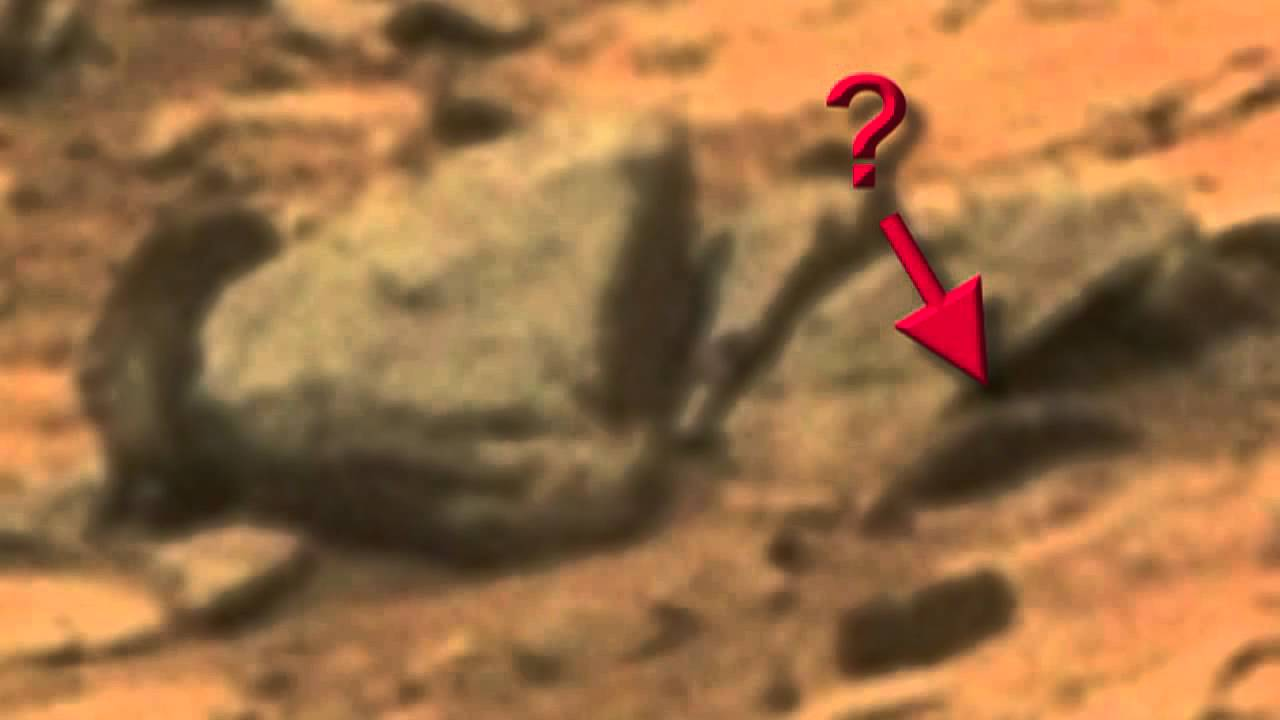 Mars Curiosity,Possible Mouvement ,HD 2013