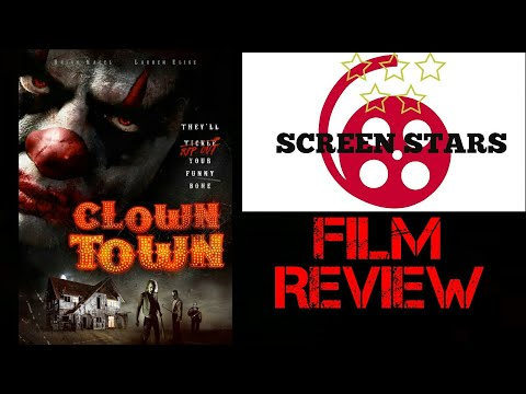 ClownTown (2016) Horror Film Review