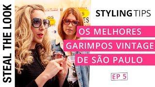 Os Melhores Garimpos Vintage de São Paulo | Steal The Eyewear - Ep. 05