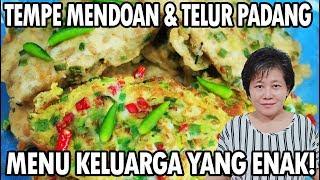 Video Resep : Tempe Mendoan & Telur Padang Simple Dan Mudah!!!! MP3, 3GP, MP4, WEBM, AVI, FLV Mei 2019