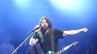 Foo Fighters - Dirty Water → This Is a Call (Houston 04.19.18) HD