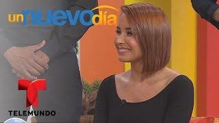 """Video oficial de Telemundo Un Nuevo Día. Majida Issa interpreta a Yésica Beltrán, La Diabla de Sin Senos Si Hay Paraíso y llega a nuestra casita para contarnos cómo será esta nueva temporada.YouTube: http://www.youtube.com/unnuevodiaOfficial page: http://www.Telemundo.com/UnNuevoDiaFacebook https://www.Facebook.com/UnNuevoDiaTwitter https://twitter.com/#!/UnNuevoDiaSUBSCRIBETE: http://bit.ly/1ykCaDrUn Nuevo Día:Es un programa de entretenimiento que ofrece las últimas noticias y titulares de la farándula, lo que está pasando en la vida de los famosos dentro y fuera de la pantalla. Además de los secretos más íntimos de los artistas, sus camerinos y sus hogares.SUBSCRIBETE: http://bit.ly/1ykCaDrTelemundoEs una división de Empresas y Contenido Hispano de NBCUniversal, liderando la industria en la producción y distribución de contenido en español de alta calidad a través de múltiples plataformas para los hispanos en los EEUU y a audiencias alrededor del mundo. Ofrece producciones originales, películas de cine, noticias y eventos deportivos de primera categoría y es el proveedor de contenido en español número dos mundialmente sindicando contenido a más de 100 países en más de 35 idiomas.FOLLOW US TWITTER: http://bit.ly/1aKzTGALIKE US ON FACEBOOK: http://bit.ly/1Bpw7JVGOOGLE+: http://bit.ly/1AyjyRk¡Majida Issa nos cuenta los secretos de """"La Diabla""""!  Un Nuevo Día  Telemundo"""