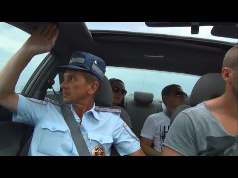 Полицейский Крыма заслуживает уважения.
