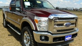 Used Truck for sale Virginia Ford F250 Diesel V8 PowerStroke Crew Cab 4WD Lariat
