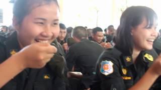 การฝึกนักศึกษาวิชาทหาารปี 2558