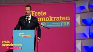 Video zu: #NJE17 – Rede Florian RENTSCH