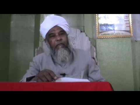Dars e Quran By Dr Hafiz Shaikh Ahmed Mohiuddin Sharfi Sahab  -5th May 2014 Part 2