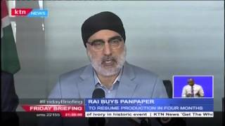 Jaswant Rai Business Group Confirms Buying Collapsed Panpaper Mills