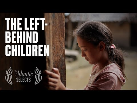 """Why Are Millions of Chinese Kids Parenting Themselves? (2018) - There are an estimated 9 million """"left-behind children"""" raising themselves in the Chinese countryside"""
