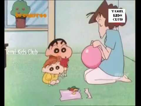 Shinchan Tamil New | Balloon Comedy Attrocities | Shin Chan  In Tamil | Episode 18 | Subscribe Us