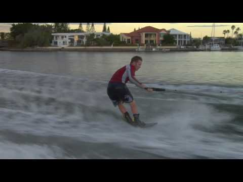 Joel Wing Instructional Trick Waterski DVD – Preview