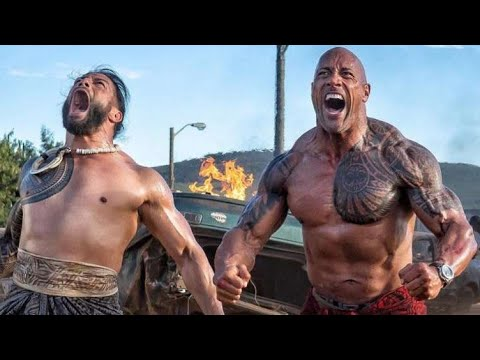 Hobbs & shaw Hindi movie top fighting scene hd.
