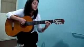 صدای زیبای دختر ایرانی - آهنگ منو ببخش مرجان