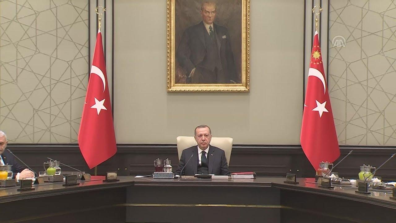 Εκτακτη συνεδρίαση του Εθνικού Συμβουλίου Ασφαλείας της Τουρκίας