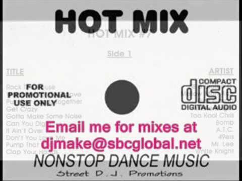 Hot Mix 7 – Bad Boy Bill – Wbmx Chicago Style House Music – Wgci – 90's House Mix