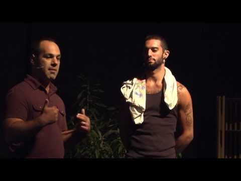 Realizing A Dream You Never Knew You Had: Joshua Goldsmith And Aaron Suissa At TEDxIDC
