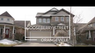 Orangeville (ON) Canada  city photos gallery : 113 Gooseberry Street, Orangeville , Ontario, Canada