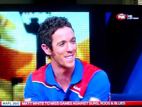 "AFL360 - Bob Murphy ""Weak As Piss Simpson!"""