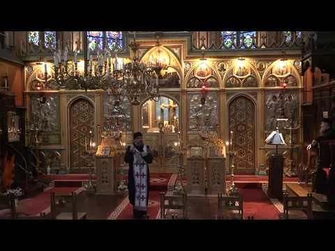 2020.03.28 ora 18:00 DIRECT Vecernia, Catedrala din Paris