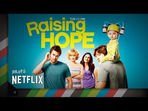 RAISING HOPE - Divertida e pouco conhecida   SOS DROPS