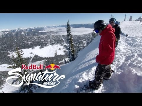 snowboard - SUPER, NATURAL is a registered trademark of the Province of British Columbia. The Red Bull Supernatural event was not affiliated with or endorsed by the Prov...