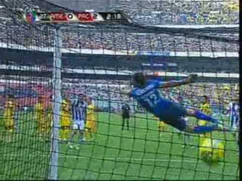 Los mejores goles del Chaco Giménez.