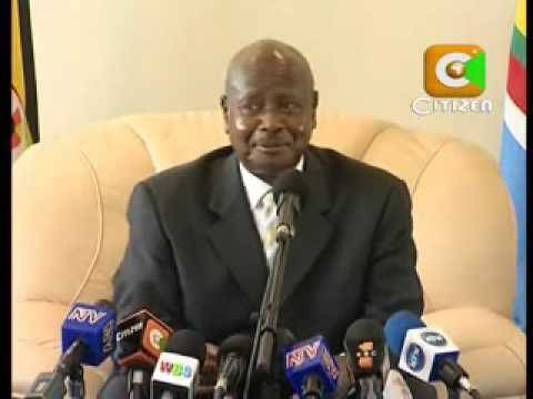 kenyacitizentv - Here is a full statement by president Yoweri Kaguta Museveni made on his interview with BBC that provoked Kenyans. The program was BBC's, focus on Africa.