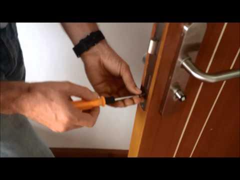 comment monter gache electrique