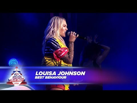 Louisa Johnson - 'Best Behaviour' - (Live At Capital's Jingle Bell Ball 2017)