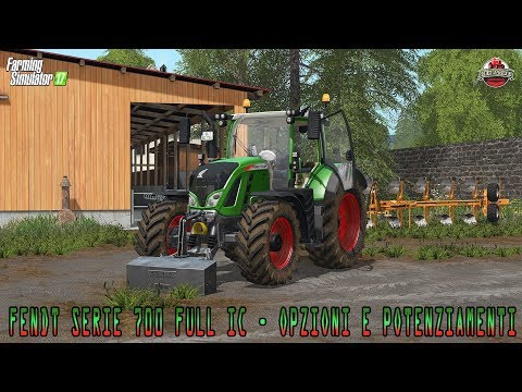 [FBM Team] Fendt 700 Vario with configurable LightBeams v1.0.0