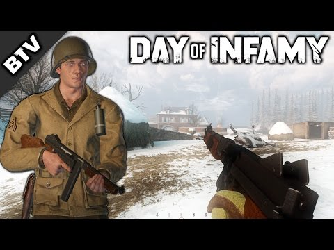 геймплей Day of Infamy (Steam, RU-CIS-UA)